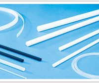Sample image : ROD (Rod/thin plate roll products made from PFA fluoro resin)