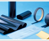 Sample image : Engineering plastic sheets and seamless belts