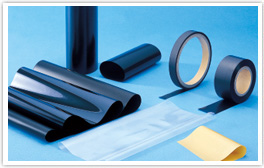 Engineering plastic sheets and seamless belts