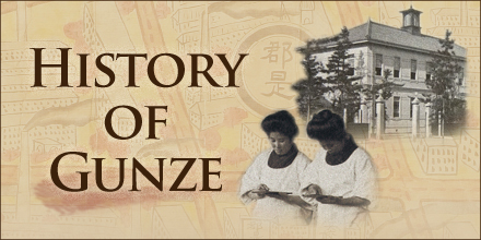 History of GUNZE